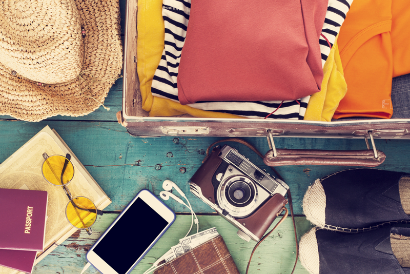 Spring Break Packing: 6 Things it's Okay to Buy