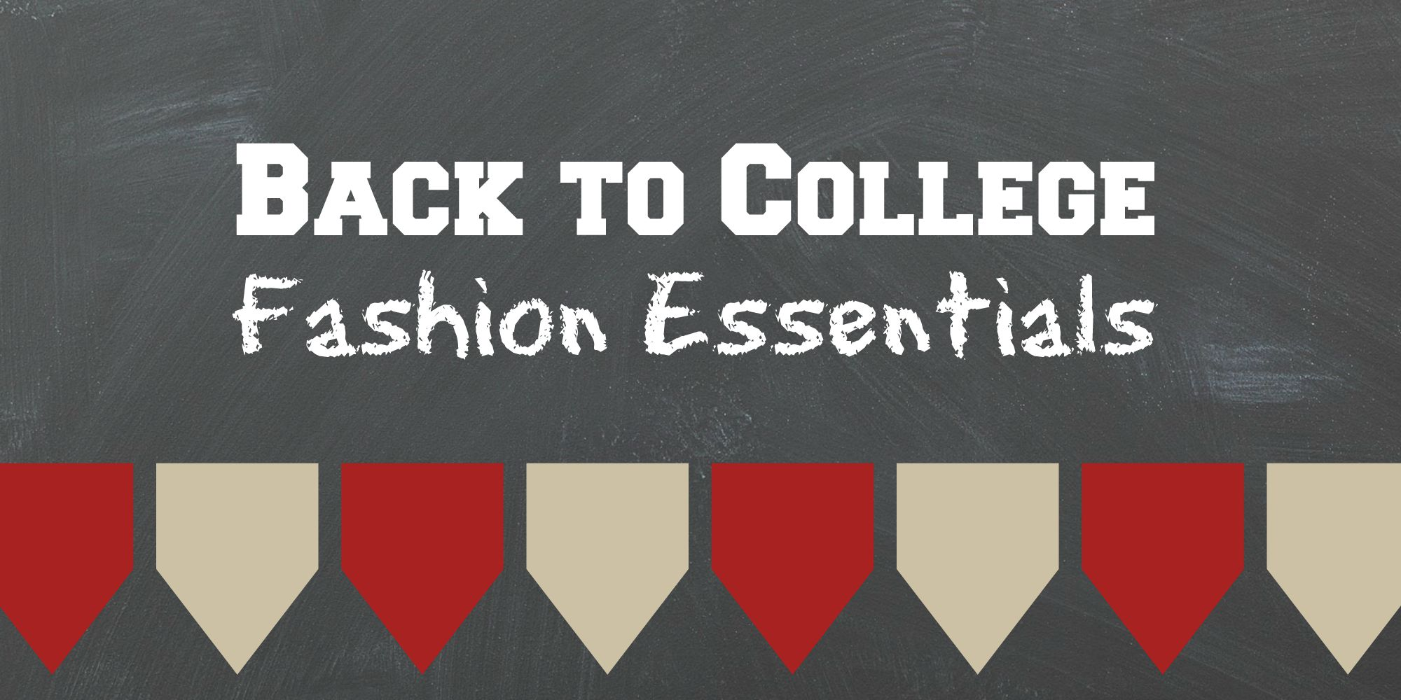 2015 Back to College Fashion Essentials | Hanger Personal Style App
