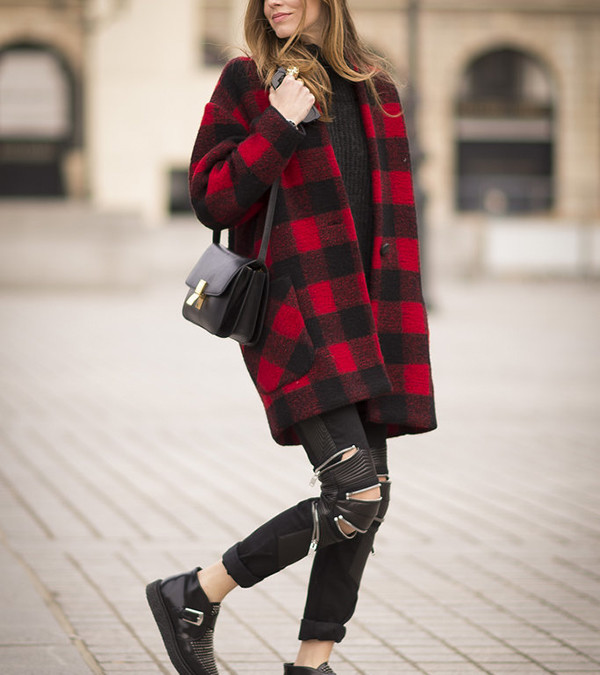 Look sexy in winter