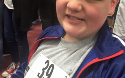 Our CEO's Son Takes Home 3 Golds at the Special Olympics!