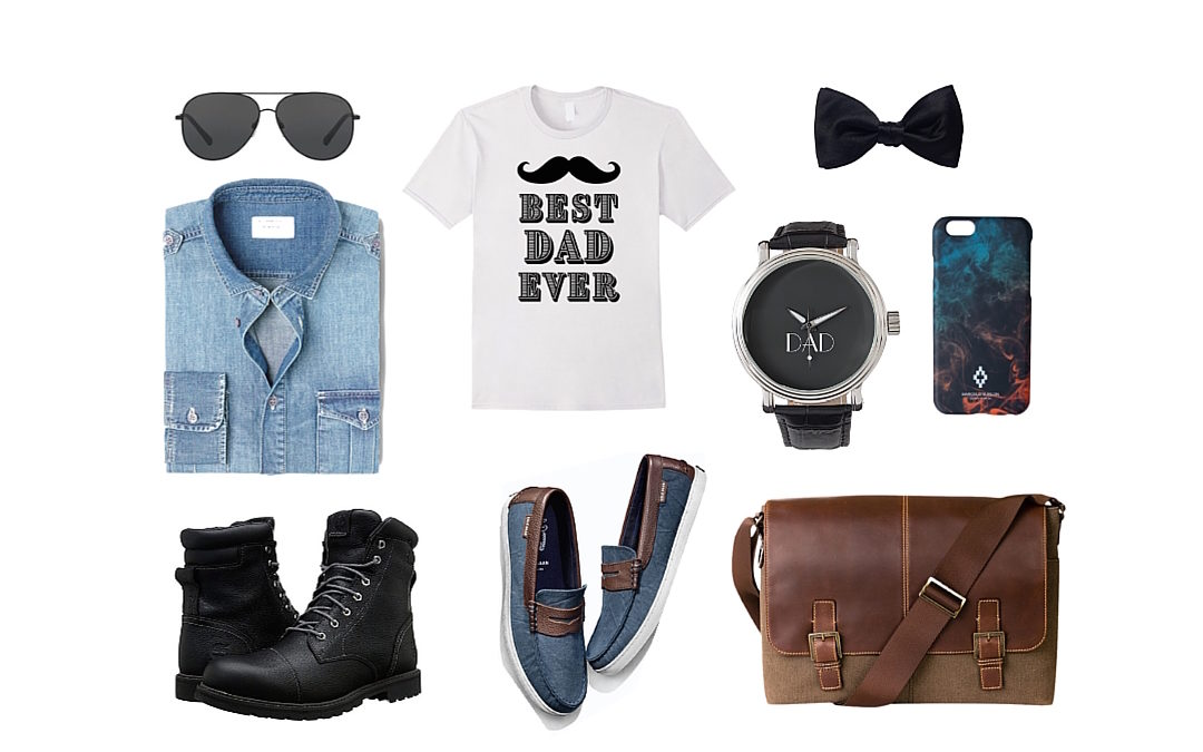 Last Minute Father's Day Gifts For The Stylish Dad (or the Dad You're Trying to Make Stylish)
