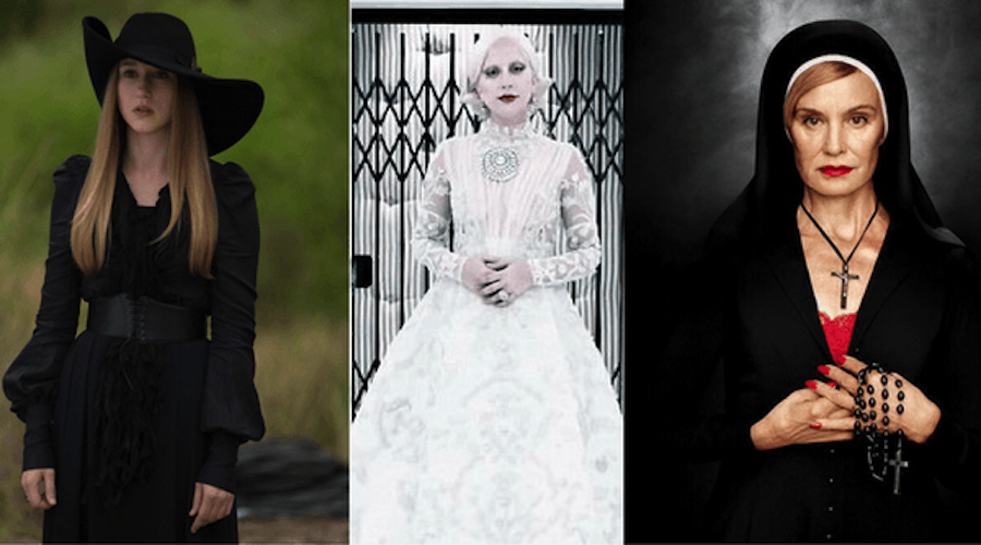 5 Iconic Styles from American Horror Story