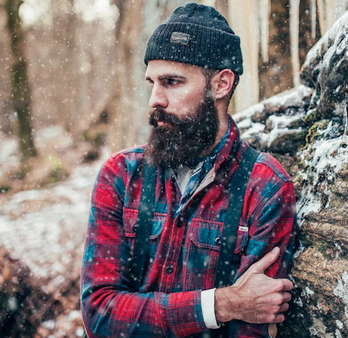 The Manliest of Man Beards This No Shave November | hanger.io
